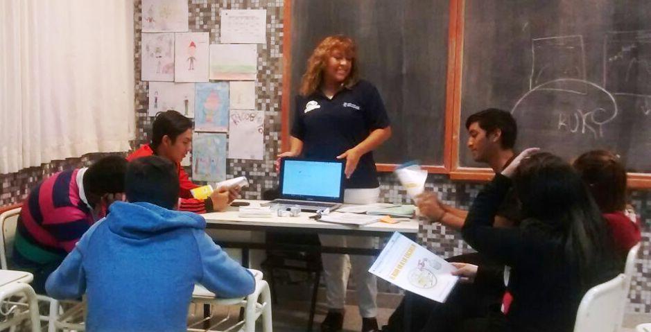 Ambiente inició en Comodoro Rivadavia actividades para la concientización sobre el uso del agua