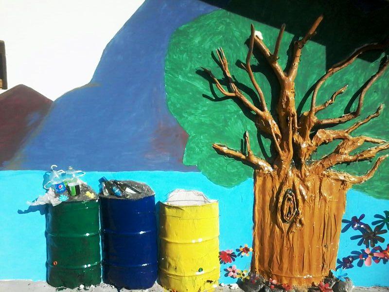 Día del Reciclado:La Provincia con actividades de Educación Ambiental en la costa y la cordillera