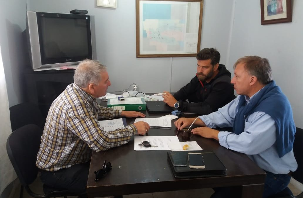 Ambiente intimó a la empresa CRI HOLDING ARGENTINA en dos yacimientos