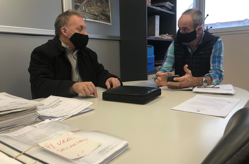 Ambiente monitorea el acuerdo entre Comodoro y Rada Tilly