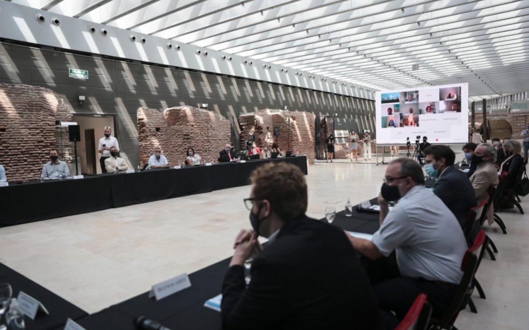 Arzani participó de la Primer Asamblea 2021 del Consejo Federal del Medio Ambiente