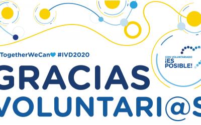 5 de diciembre – Día Internacional de los Voluntarios