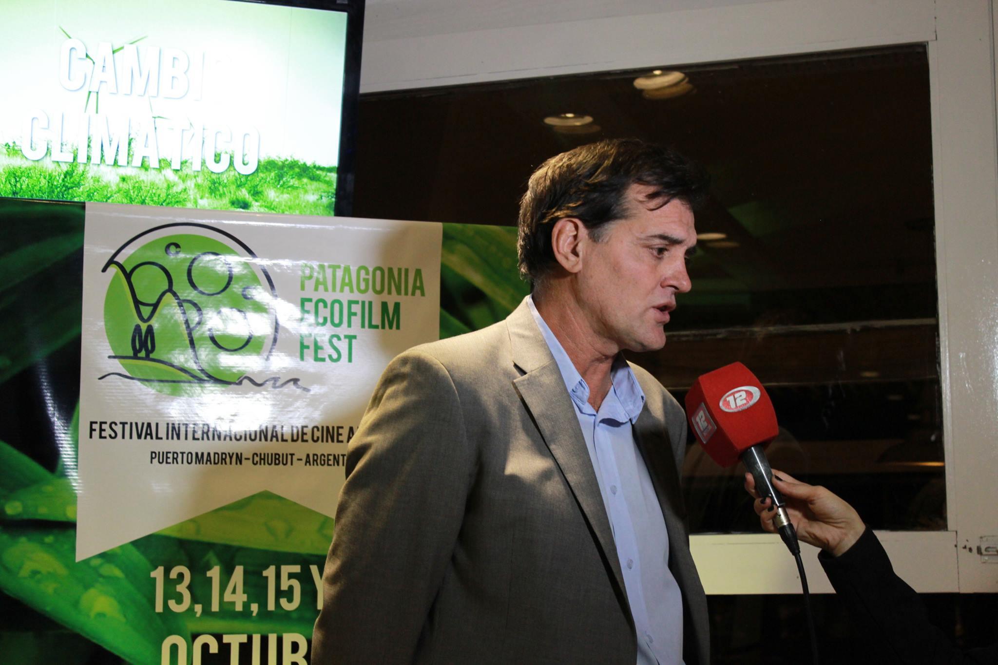 Ambiente acompañará el Patagonia Eco Film Fest que se realizará en octubre en Pto. Madryn