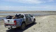 Plan Provincial de Limpieza y Censo de Residuos Costeros en el litoral marítimo