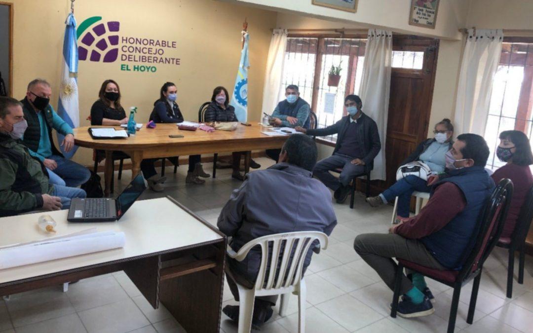 Provincia avanza en la erradicación del basural a cielo abierto en El Hoyo
