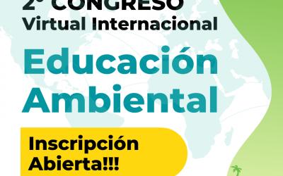 2° CONGRESO VIRTUAL INTERNACIONAL DE EDUCACIÓN AMBIENTAL