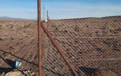 Ambiente entregó aportes para mejora de la gestión de residuos en Gualjaina y Cholila