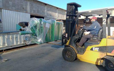 """La Provincia entrega prensas de residuos a Telsen, Gastre y Gan Gan en el marco del Programa """"Chubut Sustentable"""""""