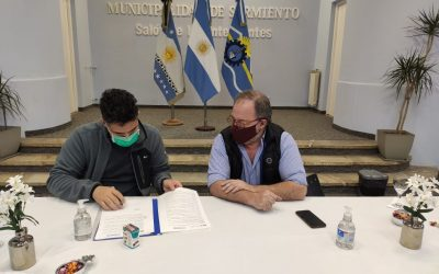 Sarmiento adhirió al Sistema Provincial de Información Ambiental